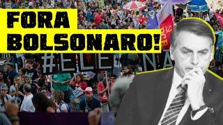 "Brazilian movements intensify ""Out Bolsonaro""  campaign"
