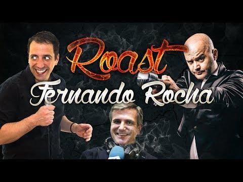 Roast Fernando Rocha - João Seabra e João Ricardo Pateiro