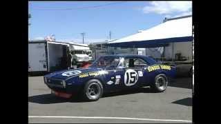 1967 Penske Sunoco Camaro Dream Car Garage 2005 TV series