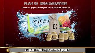 SUPERLIFE FRANCE ET SON STC30 REGENERATION CELLULAIRE