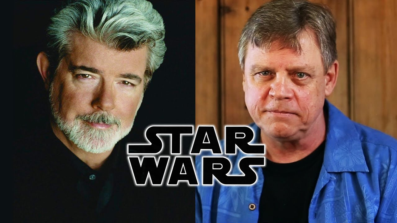 meet george lucas and mark hamill
