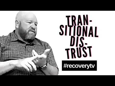 Download RecoveryTV LIVE: What Is Transitional Distrust in Betrayal Trauma Couple Recovery?