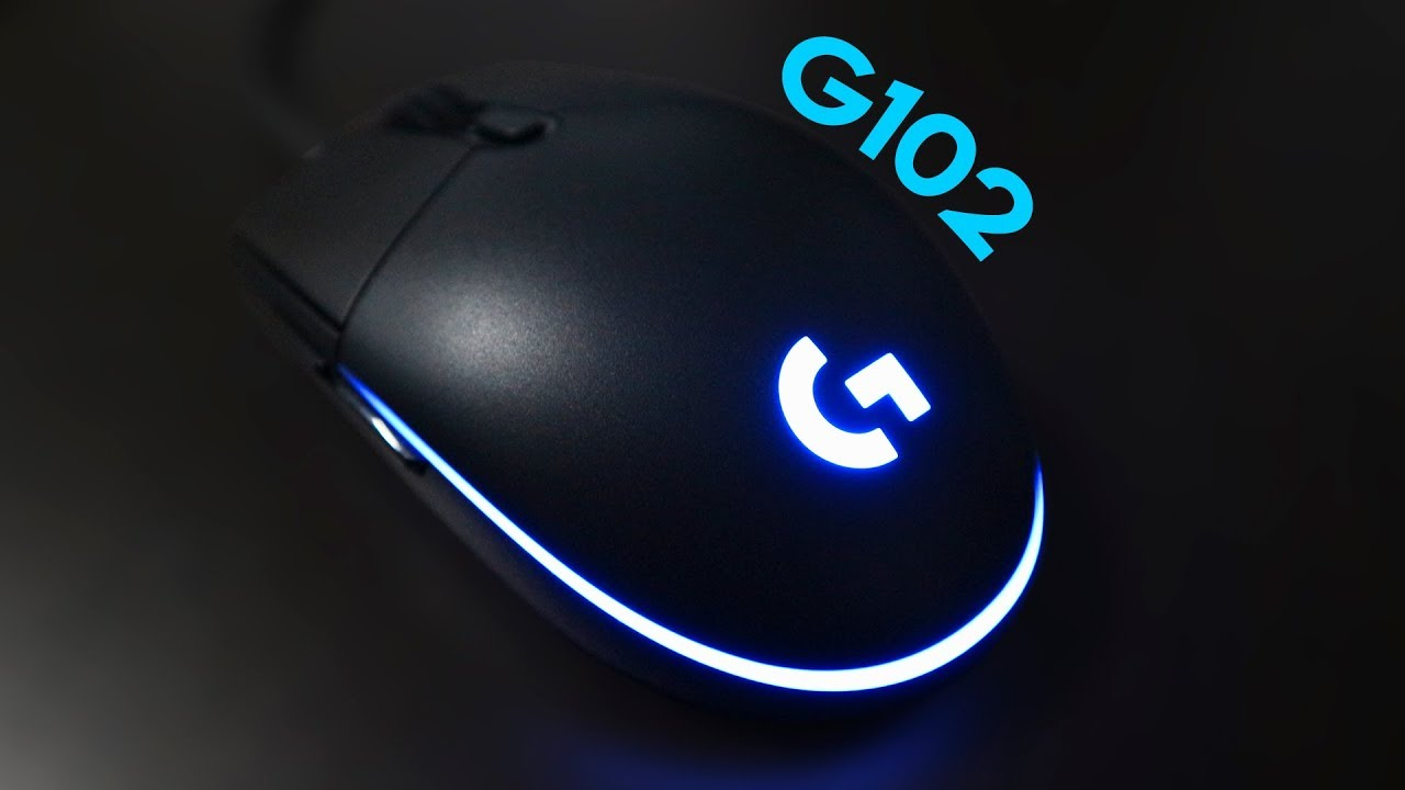 Gud & Cheep - Logitech G102 Review