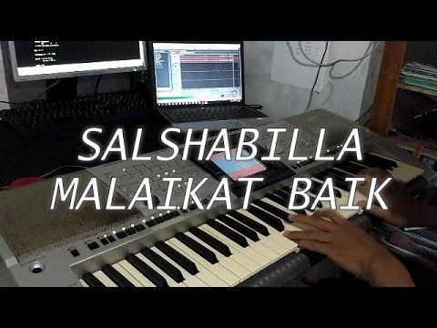 SALSHABILLA - MALAIKAT BAIK (PIANO COVER) BY HERU IRAWAN