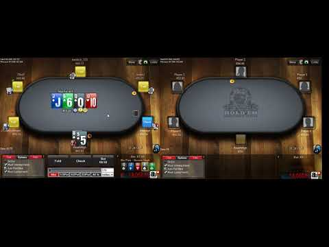 Micro Stakes Poker Training 1/2