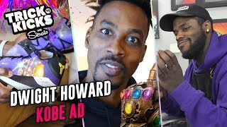 World's Best Sneaker Artist Makes Avengers Customs For DWIGHT HOWARD! Sierato Has RIDICULOUS SKILL!