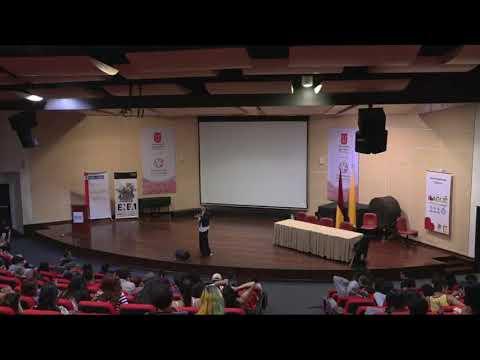 IV Encuentro Nacional de Estudiantes de Arte   Conferencia inaugural - Clemencia Echeverri