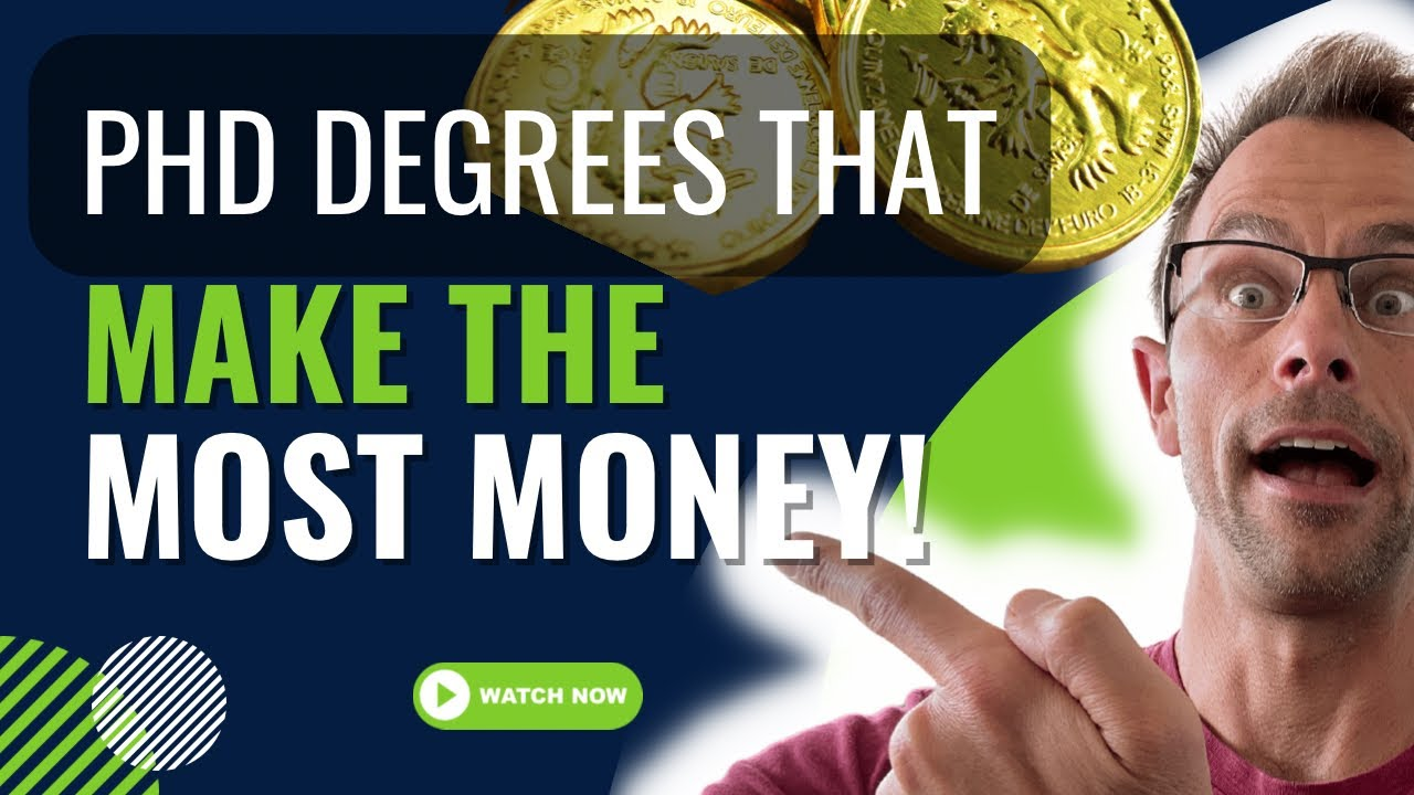 Doctorates That Make The Most Money: Finding PhDs With Great Salaries (  Doctorate Wages & Jobs )