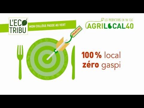 Objectifs 100% local zéro gaspi