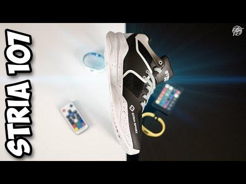 New U.S. Basketball Shoe Company?! STRIA 107 Series First Impressions!