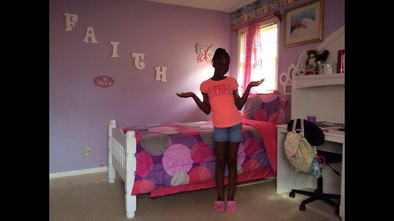 Beautiful Room Tour Of A 12 Year Old | 2014 ♡