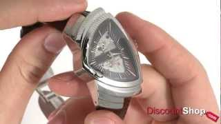 Hamilton  Ventura Automatic H24515591 - review by DiscountShop.com