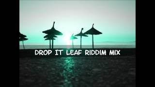 Drop it leaf Riddim Mix 2013