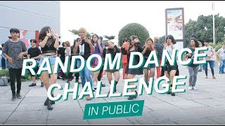 [KPOP IN PUBLIC MEXICO] Random Dance Challenge [The Essence]