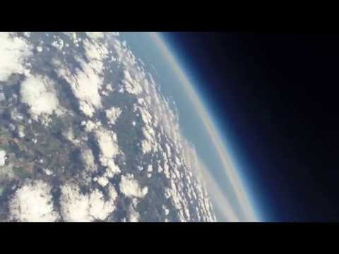 Bolton School in Space - Highlights video of launch