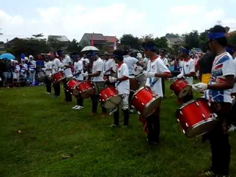 Drum band bhina maredo dongko live hut kab demak, rekayasa cinta