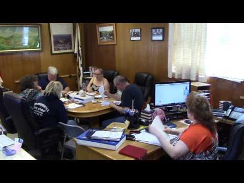April 26, 2017 Piedmont West Virginia City Council Meeting