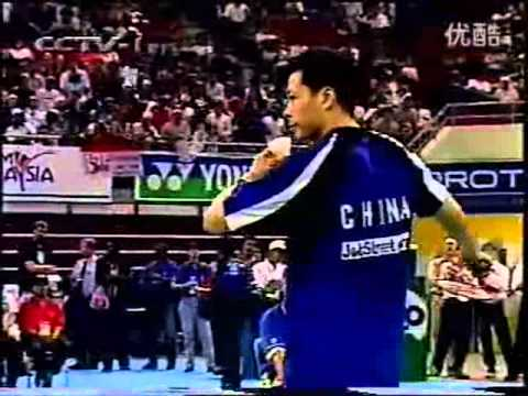 2000 Thomas Cup 2000 Final - Indonesia Vs China