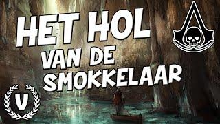 Het HOL van de SMOKKELAAR! - Assassins Creed 4 - Aflevering 23