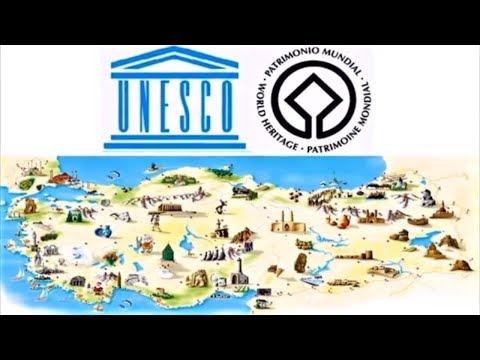 Unesco Türkiye Dünya Miras Listesi (açıklamalı)