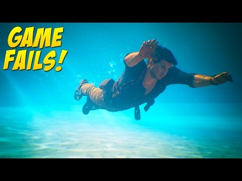 Secret Rabbit Hole! (Game Fails #104)