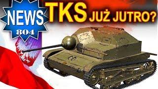 TKS już jutro w prezencie? To możliwe :) World of Tanks