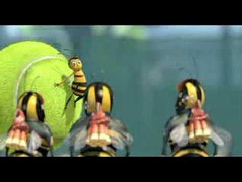 Plakat Film o pszczołach