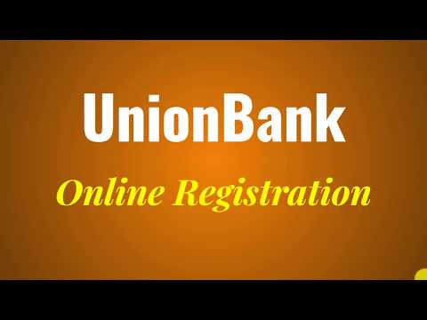 Unionbank Online Banking: Registration and Unionbank Online Balance Inquiry