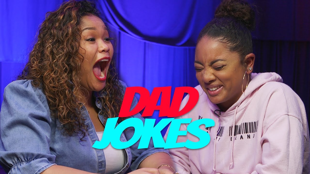 Dad Jokes | MegScoop vs. Bria Janay | All Def