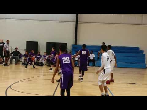 Cape Fear Christian Academy -- Basketball Tournament, 7/1/2017