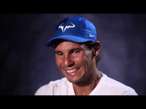 Rafael Nadal sets sights on top spot | Coupe Rogers Montreal 2017