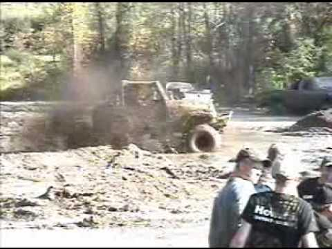 Mudding Video of Tony Howard Play Day and Jerry
