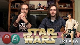 Star Wars Trivia - In the Wulff Den with Will and Bob