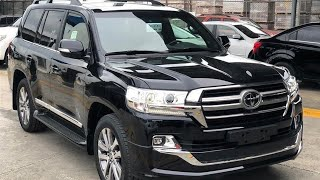TOYOTA LANDCRUISER 2020|||REVIEW