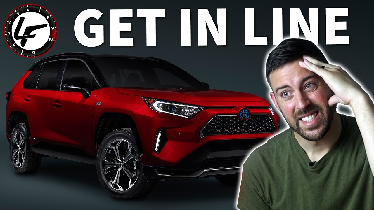 RAV4 Prime availability WORSE than expected