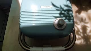 벤소닉 와플메이커 와플기계로 찰호떡 굽기  #벤소닉 …
