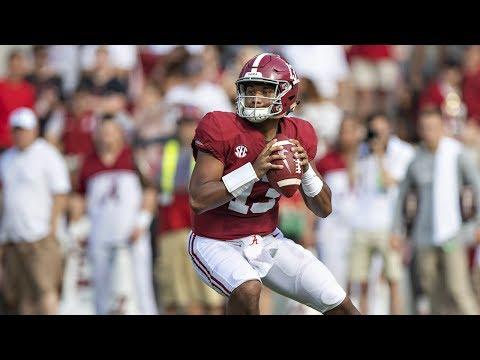 Alabama Vs Auburn Highlights 2018 College Football Week 13