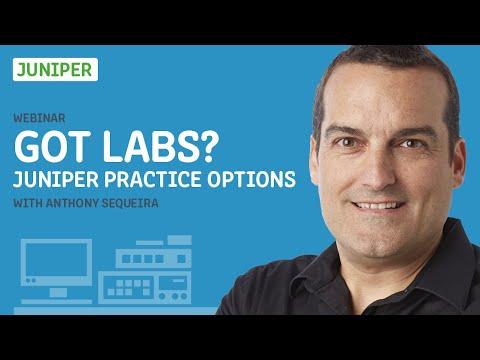 Got Labs? Juniper Practice Options