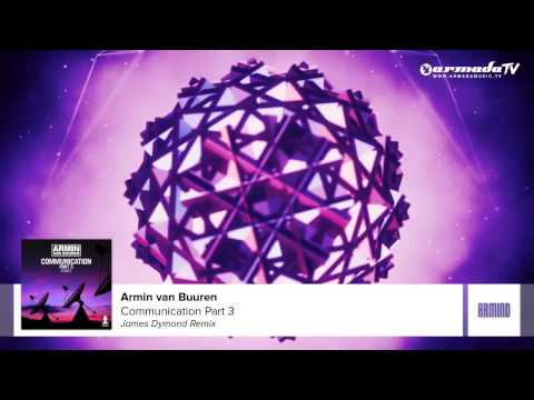 Armin van Buuren - Communication (James Dymond Remix)