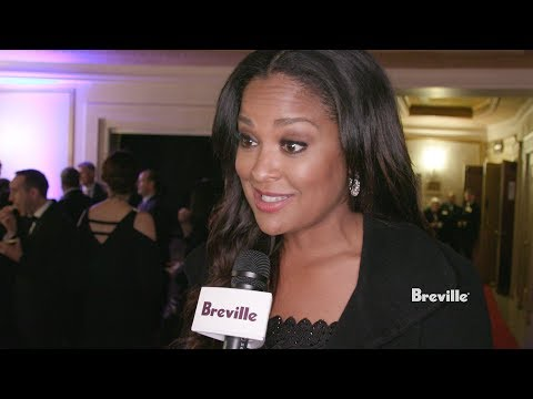 Chef Byte: Laila Ali on the importance of living healthy
