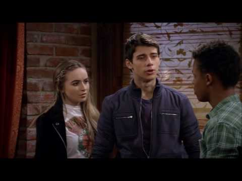 Girl Meets World - 3x12 - GM Bear: Maya, Josh & Zay (Zay: …you not a bad guy at all)