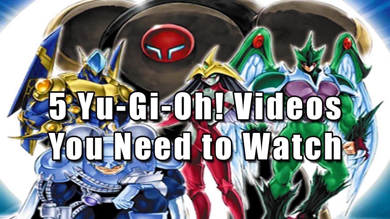 5 Yu-Gi-Oh! Videos You Need to Watch - Thủ thuật máy tính