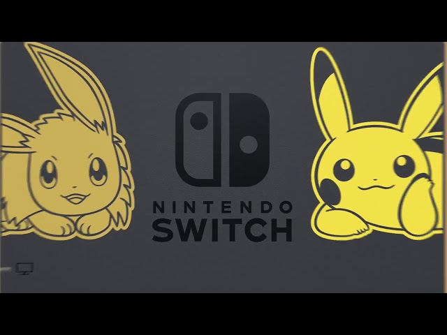 Un bundle Pokémon : Let's Go Pikachu et Let's Go Evoli pour la Nintendo Switch