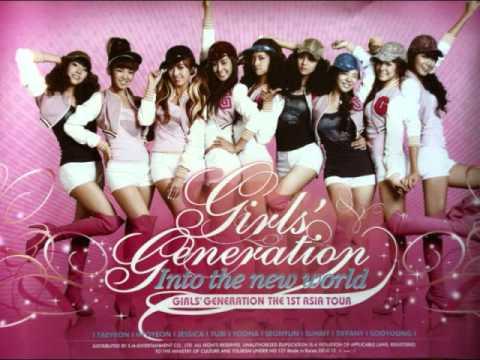 Girls' Generation - Tiffany's Umbrella Ver. (Instrumental)