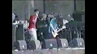 Deftones - MX live @ Dynamo Open Air, Eindhoven, Holland on May 30th, 1998