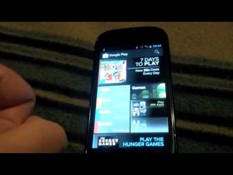 Google Play Store version 4 hands-on and comparison from YouTube · Duration:  7 minutes 30 seconds
