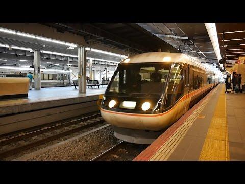 JR東海 特急ワイドビューしなの9号 (383系運行) 超広角車窓 進行左側 大阪~長野