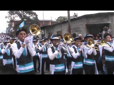 DESFILE DE INDEPENDENCIA SAN LUCAS TOLIMAN 2015