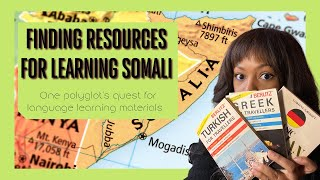 Learning Somali (Tools and Resources)