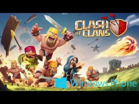 Clash of Clans for Windows Phone [Download]